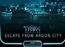Tron Evadarea din Orasul Argon
