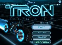 Tron Legacy Cursa 3D