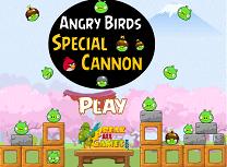 Tunul Angry Birds