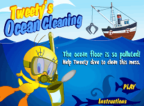 Tweety Curata Oceanul