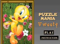 Tweety Puzzle