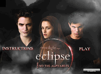 Twilight Litere Ascunse