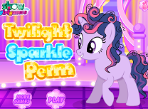 Twilight Sparkle Coafuri
