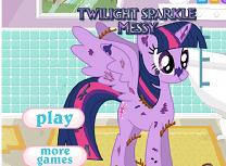 Twilight Sparkle Este Murdar