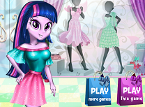 Twilight Sparkle Schimbare de Look
