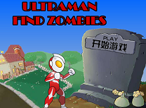 Ultraman Gaseste Zombi