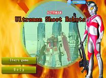 Ultraman Impusca Roboti