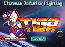 Ultraman In Actiune