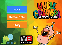 Uncle Grandpa de Memorie