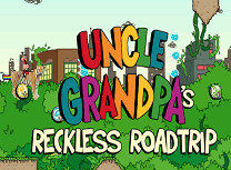 Uncle Grandpa in Calatorie