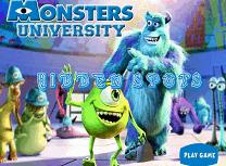 Universitatea Monstrilor Locuri Ascunse