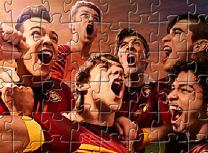 Unsprezece Puzzle