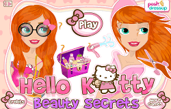 Secretele Hello Kitty