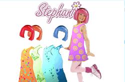 Imbrac-o pe Stefania