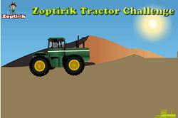 Tractorul verde