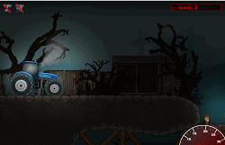 Tractorul si Zombii