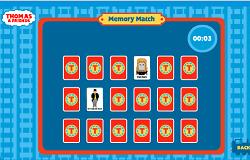 Joc de Memorie cu Thomas