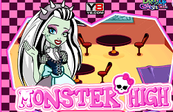 Restaurantul Monster High