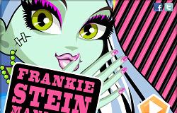 Frankie Stein Manichiura