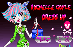 Rochelle Goyle Dress-up