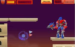 Misiunea Optimus Prime