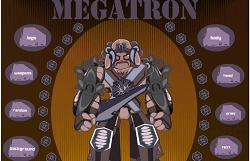 Imbraca-l pe Megatron