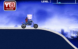 Optimus Prime cu Motocicleta