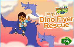 Dinozaurii lui Diego