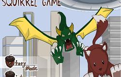 Dinozaurul si Veverita