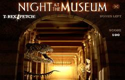 T-Rex in Muzeu