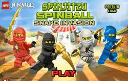 Ninjago Spinball