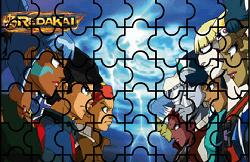Redakai Puzzle