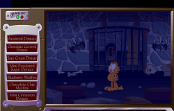 Garfield in Casa Bantuita