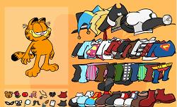 Garfield de Imbracat