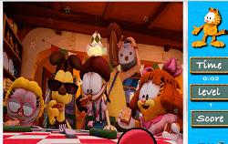 Garfield Stele Ascunse
