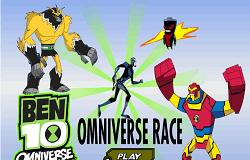 Cursa Ben 10 Omniverse