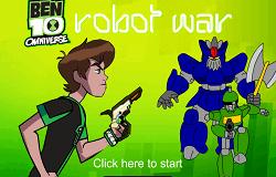 Ben 10 Razboiul Robotilor