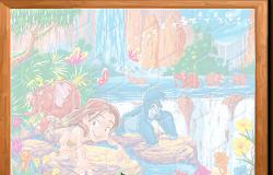 Puzzle cu Tarzan