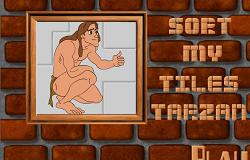 Tarzan - Puzzle
