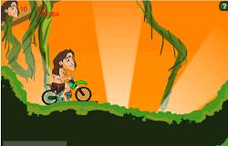 Motocicleta Lui Tarzan