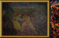 Puzzle Tarzan si Jane