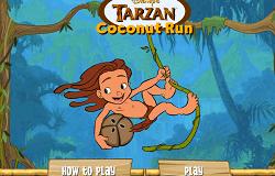Tarzan si Nuca de Cocos