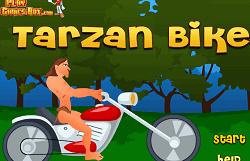 Tarzan cu Motocicleta