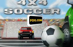 Fotbal 4x4