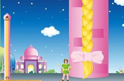 Rapunzel si Printul
