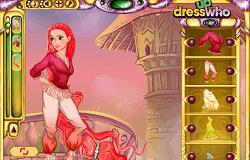 Imbrac-o pe Rapunzel