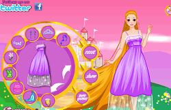 Stilul lui Rapunzel