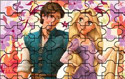 Rapunzel si Printul Puzzle