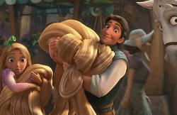 Rapunzel Locuri Ascunse