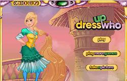 Tinuta lui Rapunzel